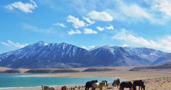 Beautiful Views of Leh Ladakh