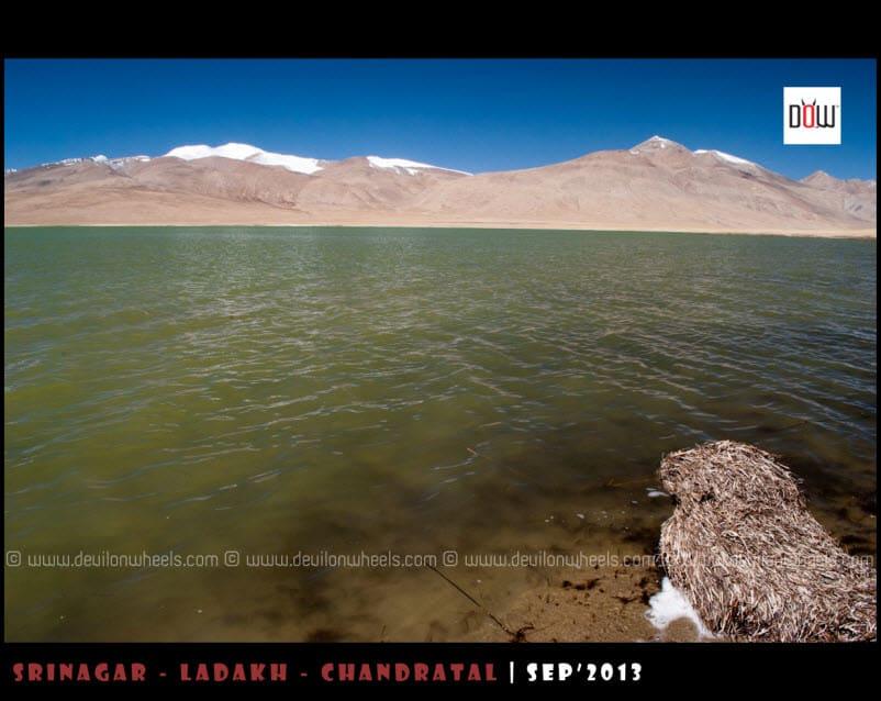 Kyon Tso 1 or Ryul Tso Lake
