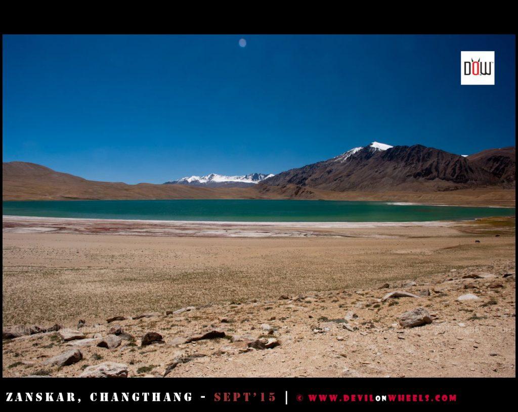 Kiagar Tso Lake