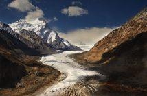 Drang Drung Glacier - A Closer View