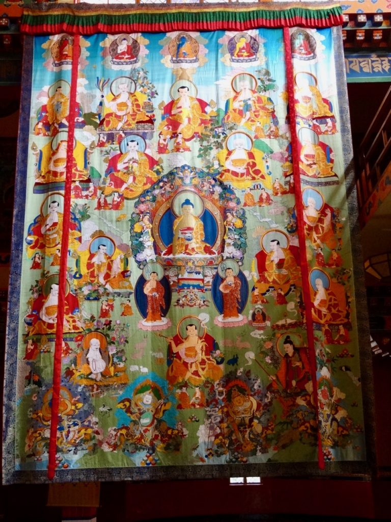 Art forms to depict various Buddha and stories from Jatak Tales