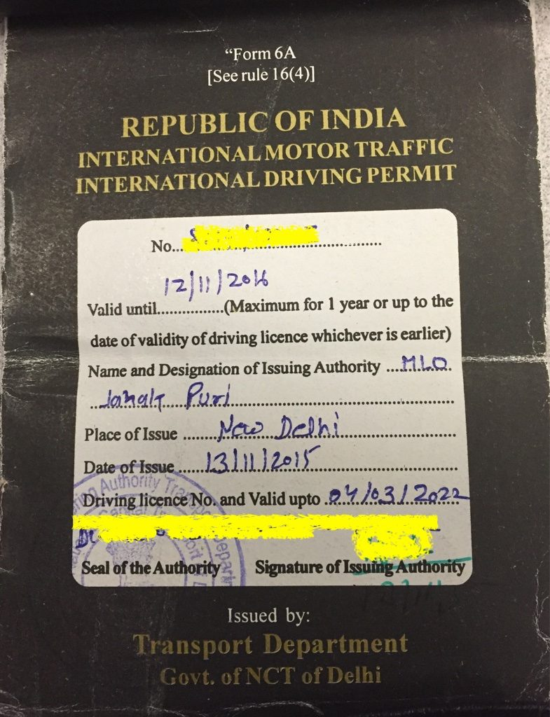 Get your International Driving Permit
