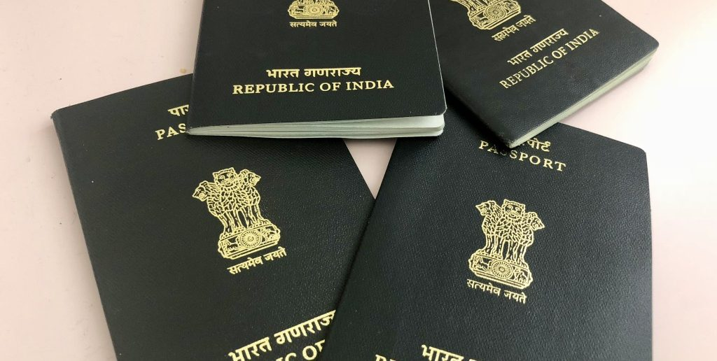 Correct your Indian Passports before moving to USA from India