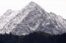 Views of Dhauladhars from Mcleod Ganj
