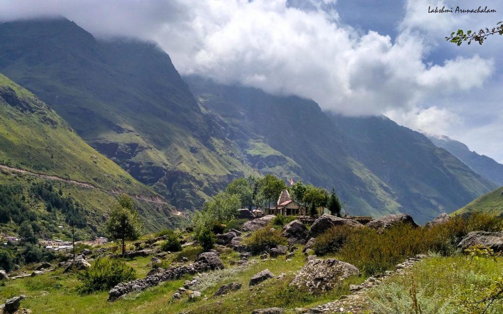 Quaint Little Village of Mana