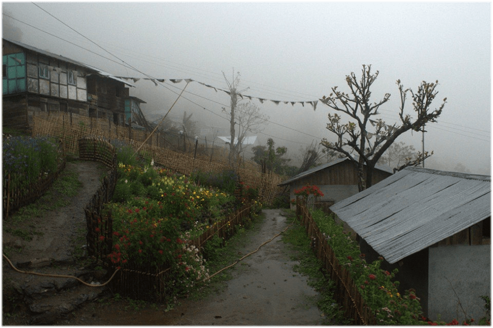 Icchey Village