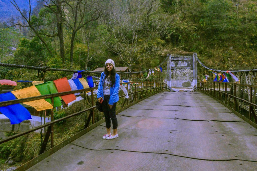Pelling Bridge