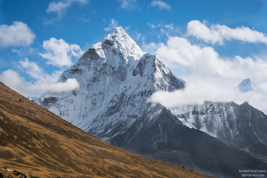 The surreal beauty - Ama Dablam