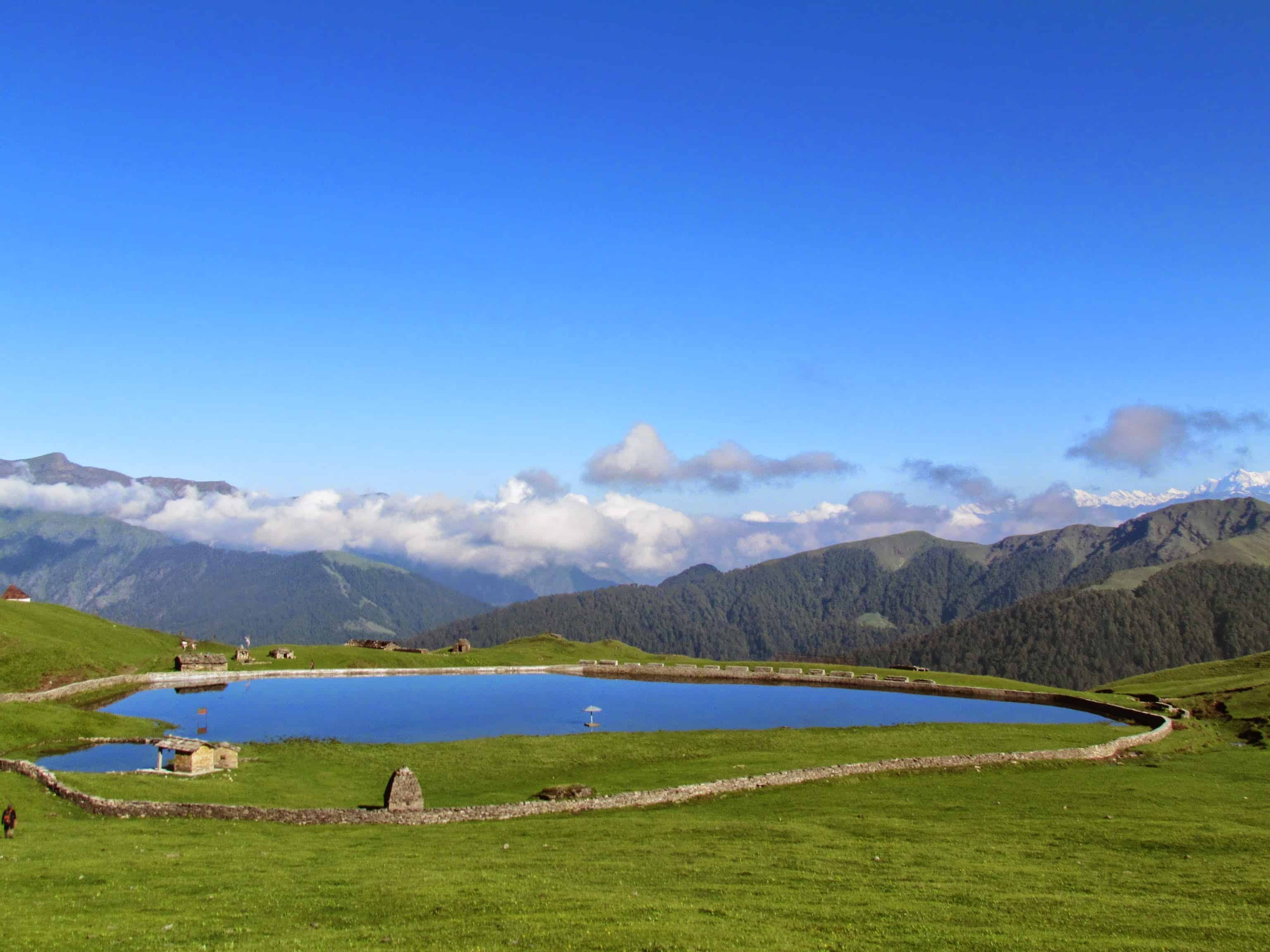The serene Ali Bugyal enroute Roopkund. Picture Courtesy, Vijay Gadwal