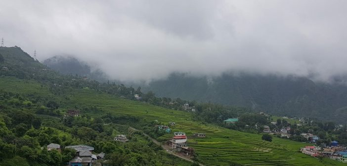 Palampur – The Tea Capital of North India