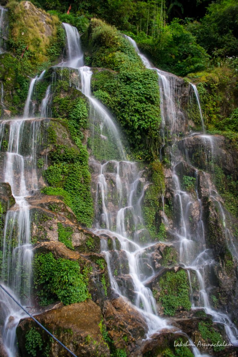 Bakthang Waterfalls, Gangtok