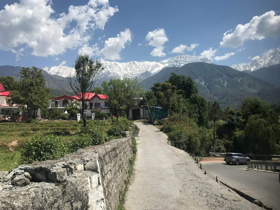 Dharamshala to Bir Road