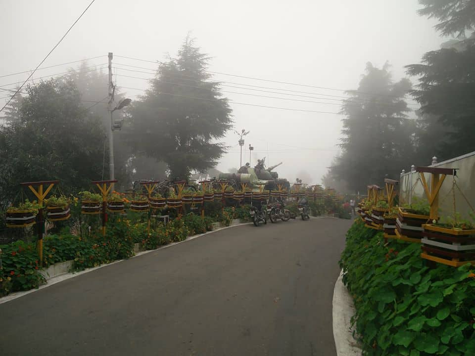 Road to Dalhousie