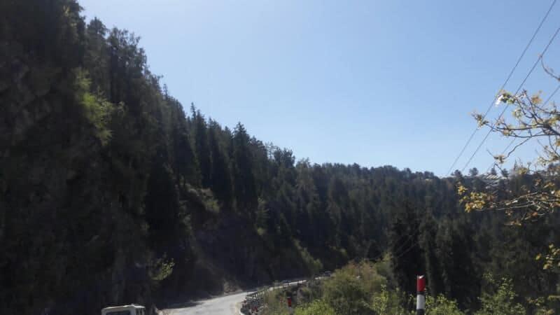 Road to Chharabra