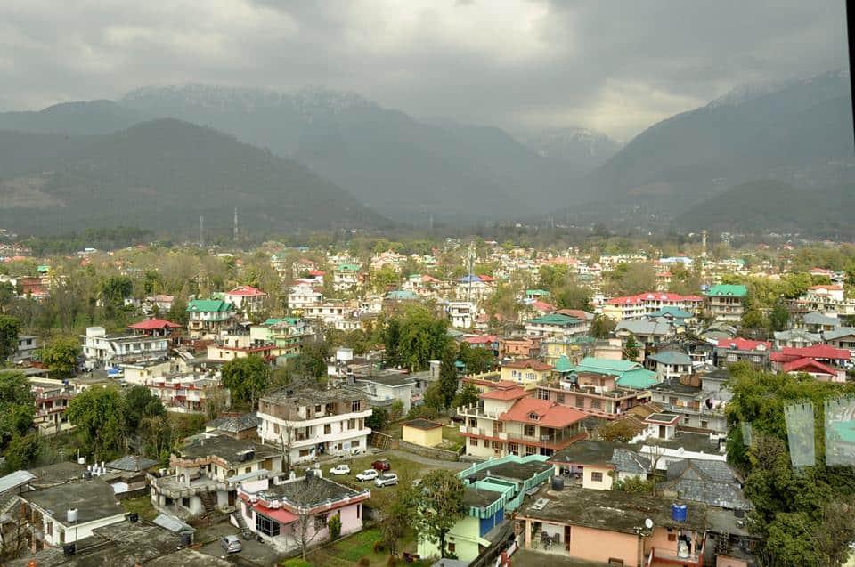 Palampur Town