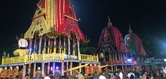 Puri – A Holy City in Kalinga Style