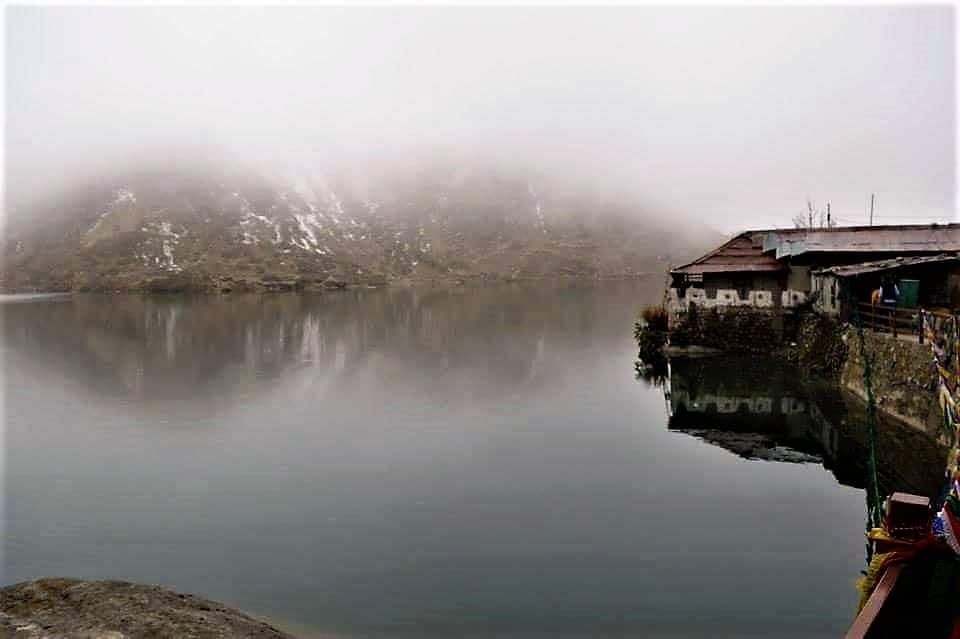 Tsongo or Changu Lake
