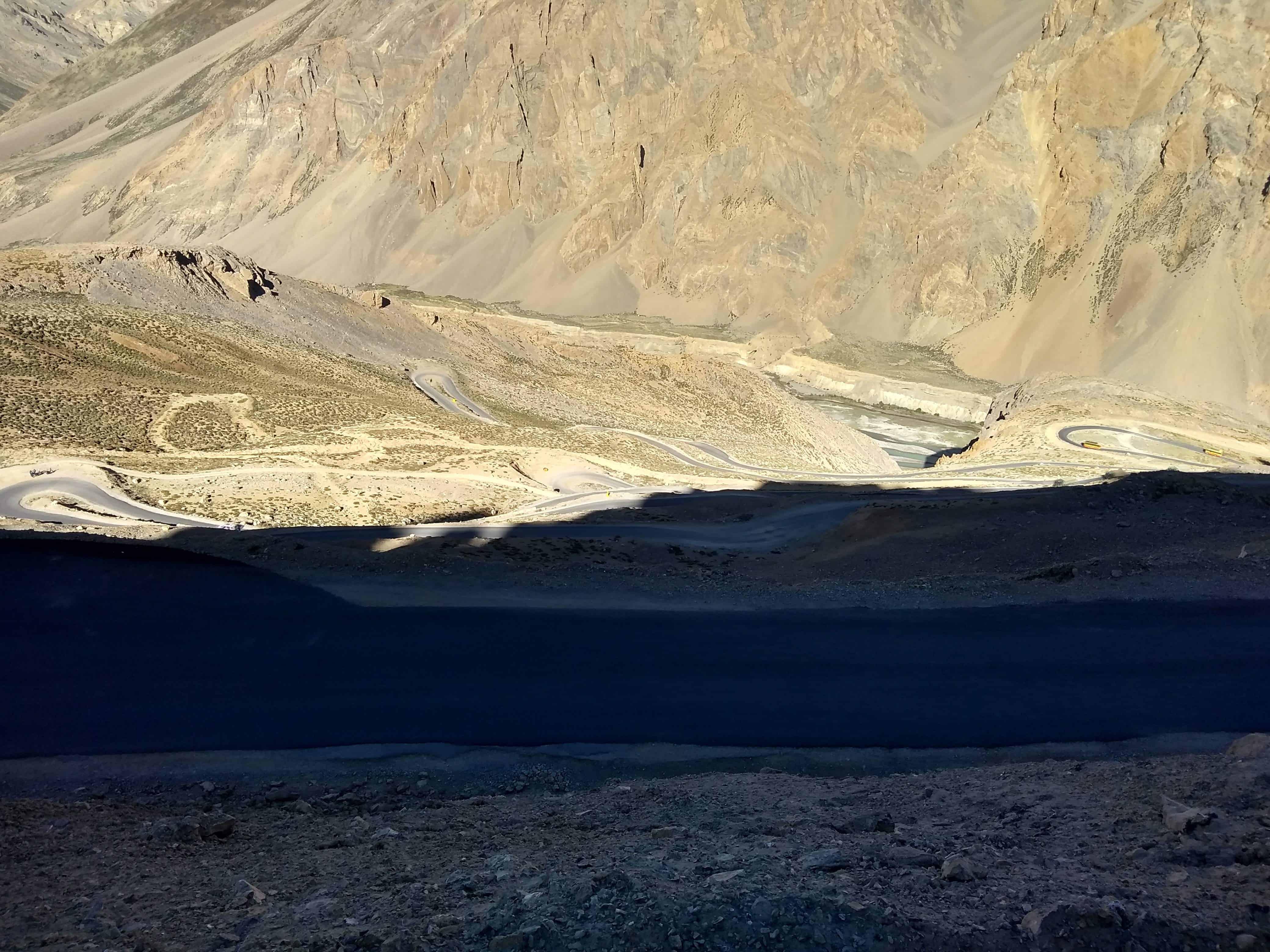 What a sharp climb - Gata Loops