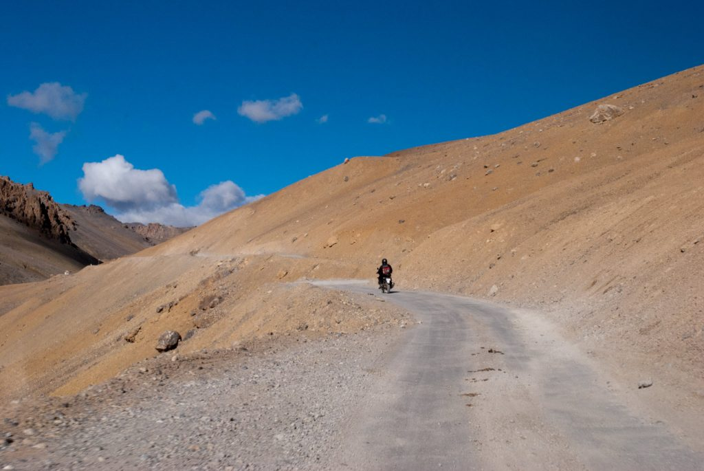 Taking a rental bike on Manali Leh Highway?