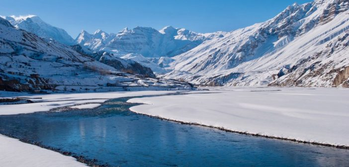Spiti Valley in February - Such views to expect