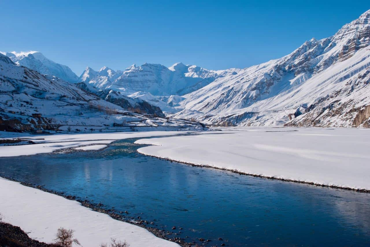 Spiti Valley in February - A Comprehensive Guide & Itinerary