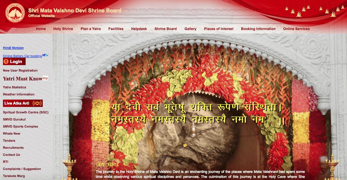 Maa vaishno devi yatra parchi online dating