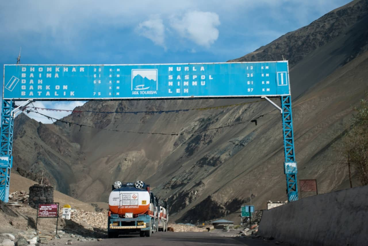 Fuel Availability In Leh – Ladakh | Everything you wanted to