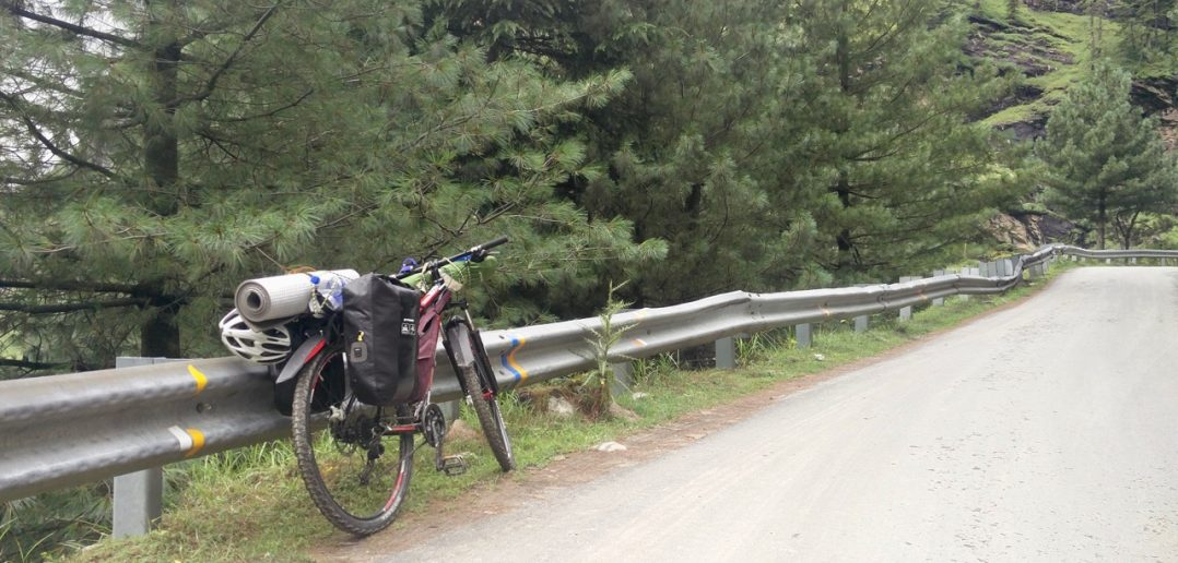 The Bicycle Ride from Manali to Leh
