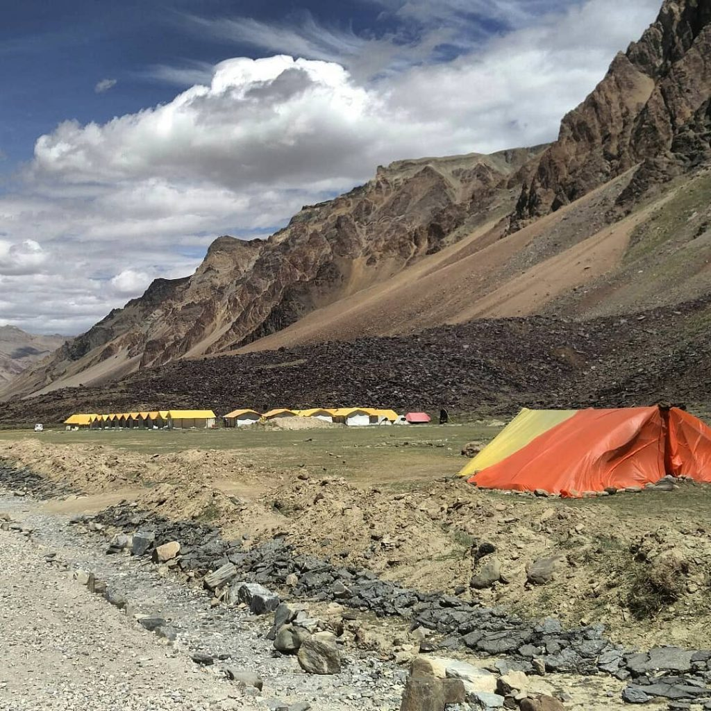 Stays options for your Manali to Leh Bike Trip
