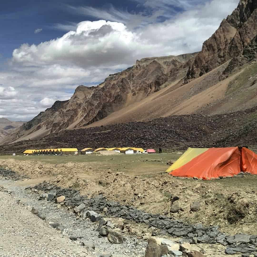Stays options in your Manali to Leh Cycling Itinerary