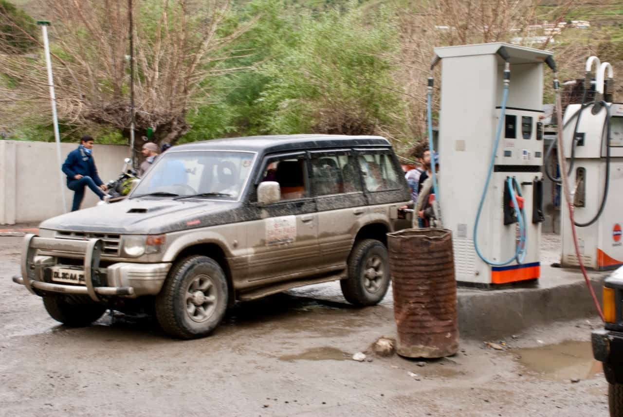 Fuel Availability In Leh – Ladakh | Everything you wanted to know