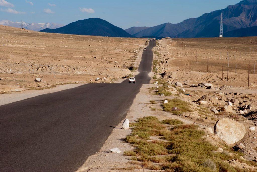 That highway to heaven NH1D - Srinagar to Leh
