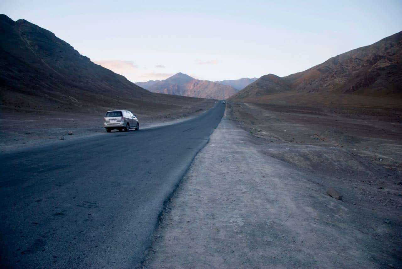 That self drive trip to Ladakh