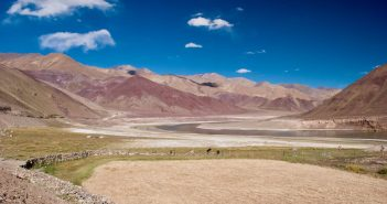 When you get lost in nature in Ladakh