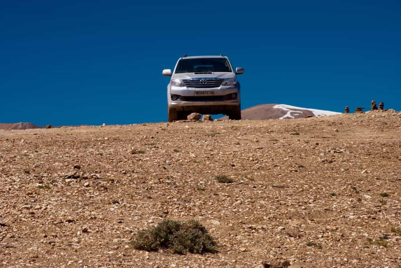 The self-drive trip to Ladakh