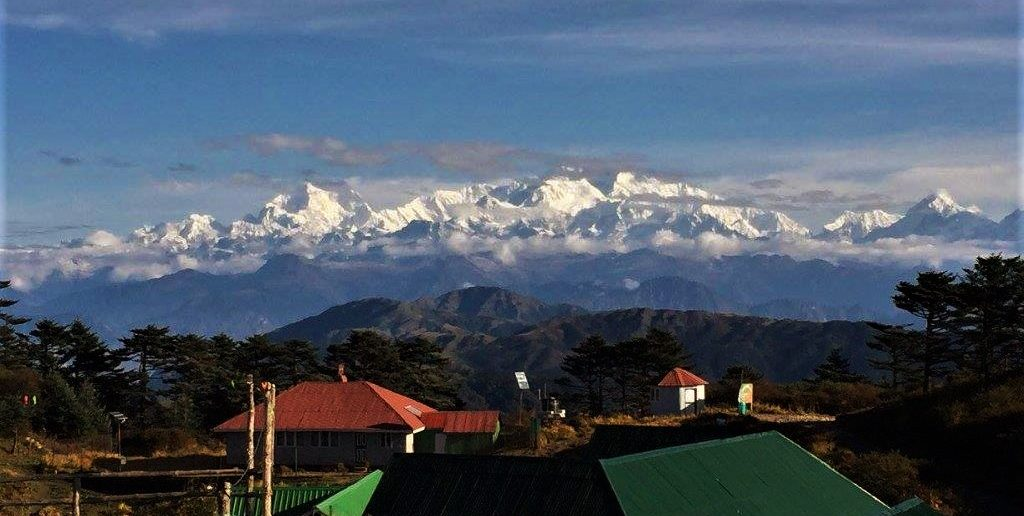 The Sandakphu View