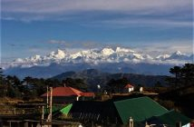 The Sandakphu View