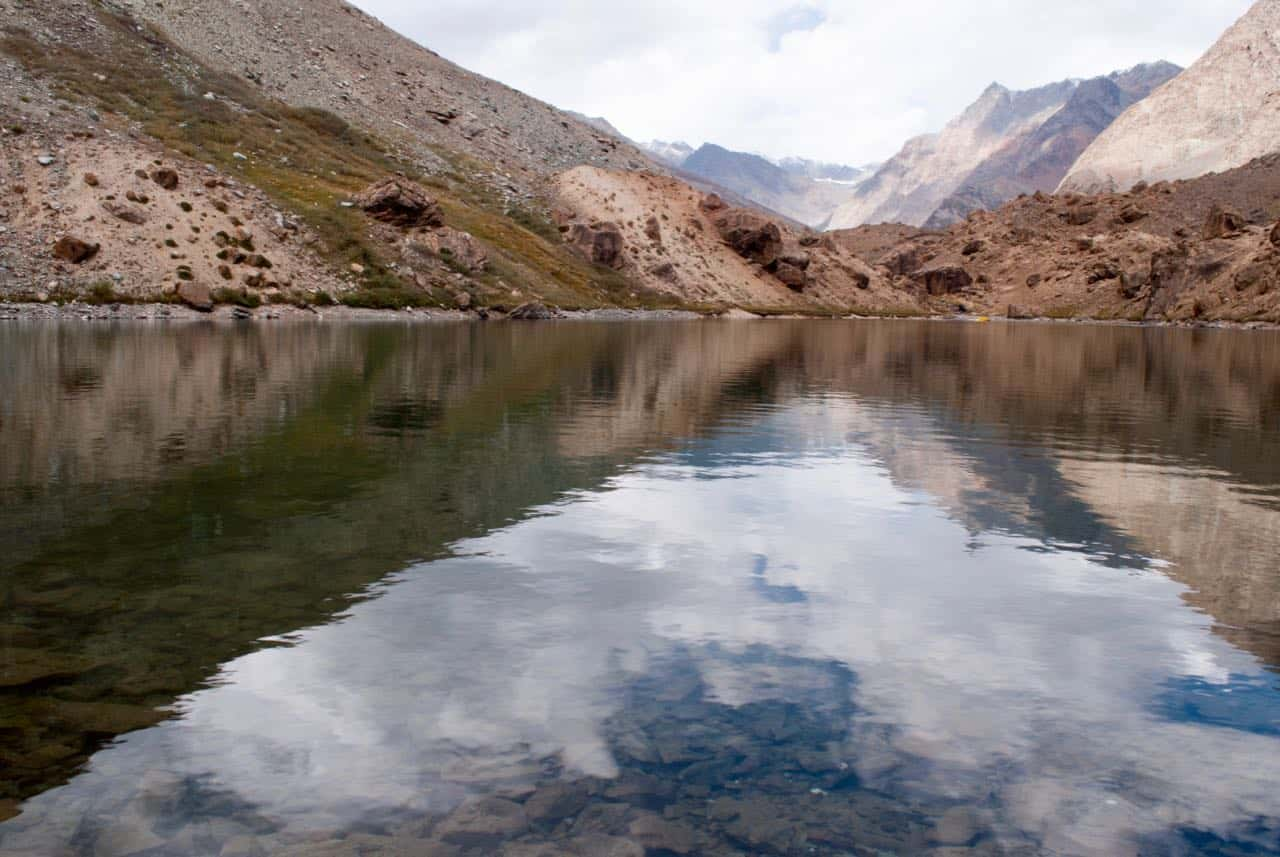 Deepak tal lake near Patseo