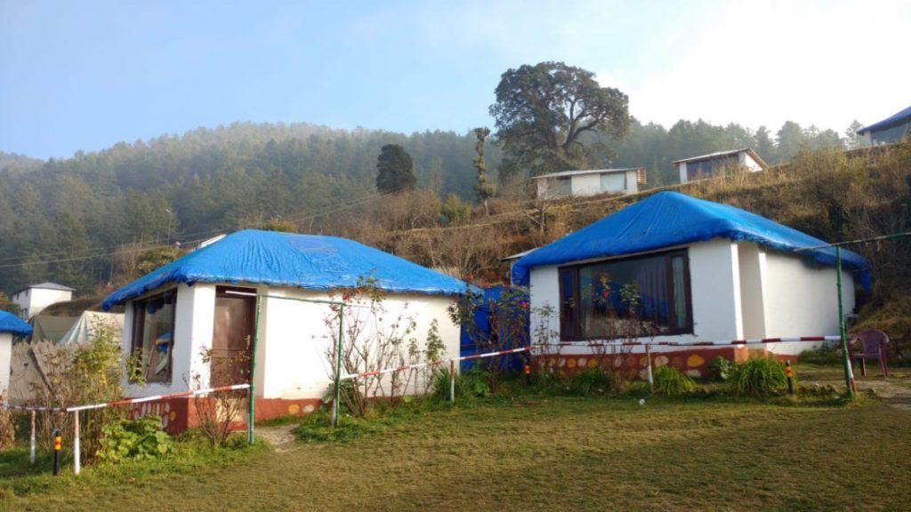 Camps at Pangot