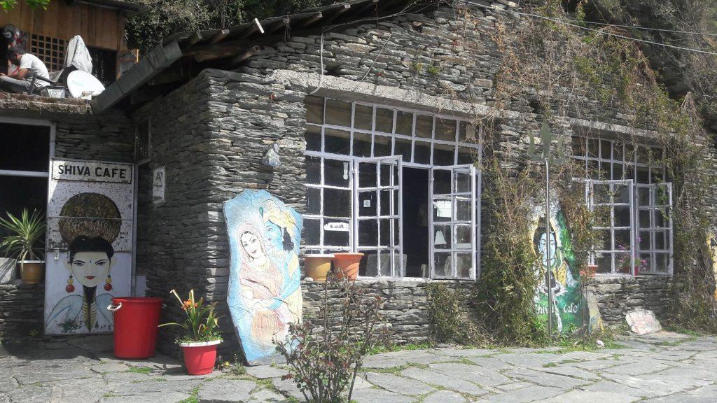 Mcleodganj Shiva Cafe