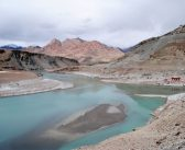 Sangam – Confluence of Indus and Zanskar Rivers in Ladakh