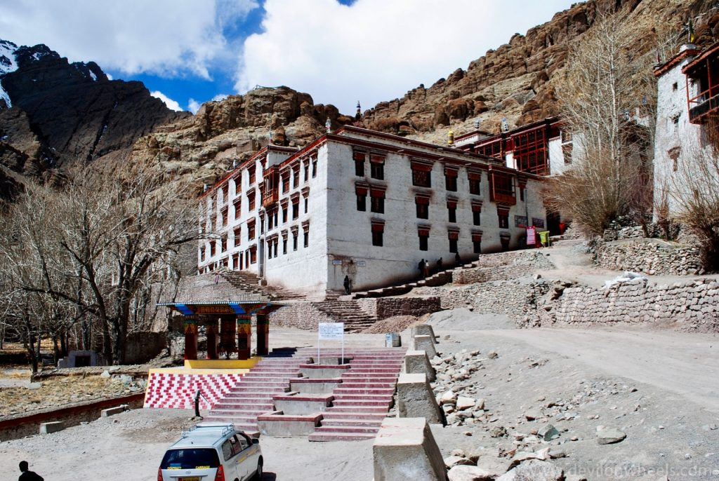 Hemis Monastery - The Outside View