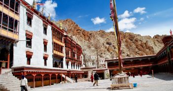 Hemis Monastery - The Inside View