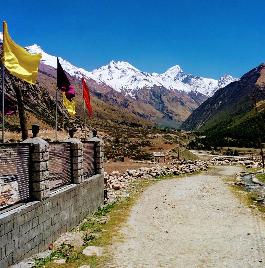 Chitkul - Staring into No-Man's Land