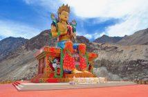 Lord Buddha 106 Feet Statue