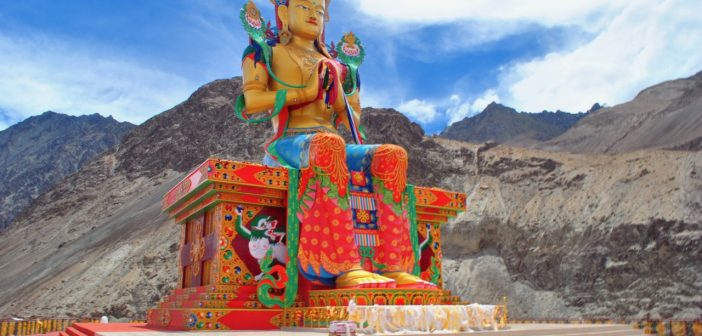 Diskit Monastery Nubra Valley – A Complete Travel Guide