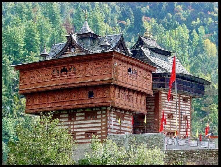 Sarahan Bimakali Temple