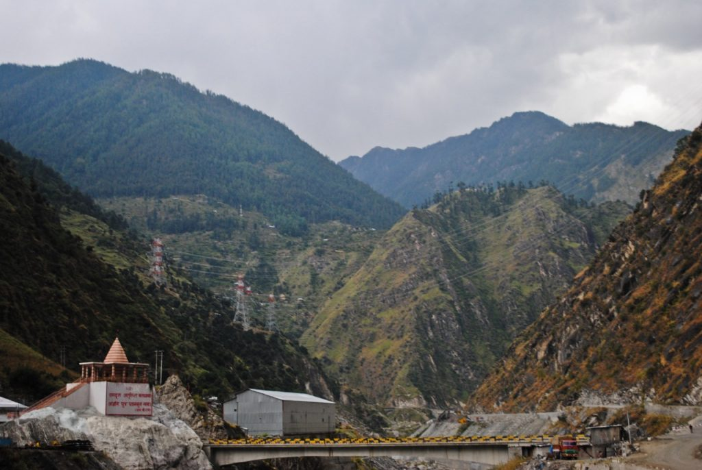 Views in Kinnaur Valley