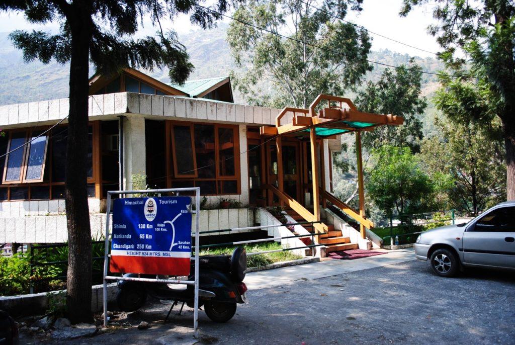Rampur - HPTDC Restaurant