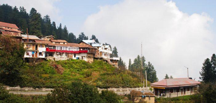 Narkanda Village